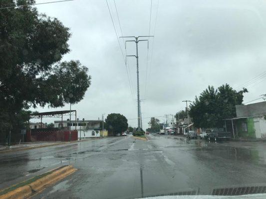 Continuarán las lluvias en la Comarca Lagunera