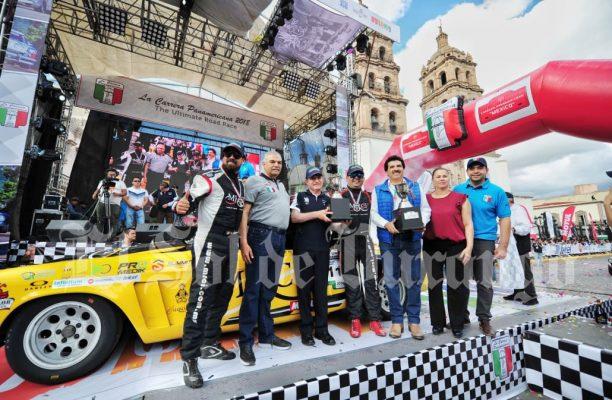 La Carrera Panamericana 2018 ya tiene ganadores
