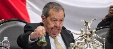 Nosotros no vamos a financiar nada, afirman Monreal y Muñoz Ledo sobre encuesta del NAIM