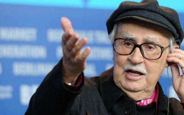 "Muere cineasta italiano Vittorio Taviani, director de ""César debe morir"""