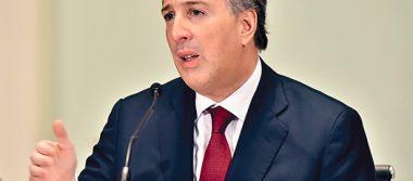 Seguiremos teniendo volatilidad e incertidumbre, pese avances, dice Meade