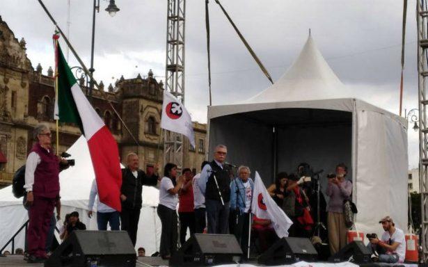 Hijos y nietos de los participantes del Movimiento del 68 piden apertura de archivos y justicia