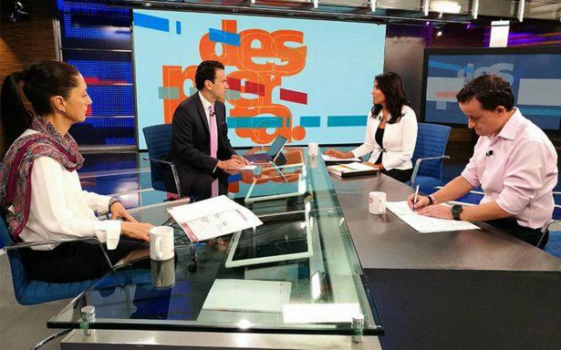 Corrupción, tragedia en el Rébsamen e inseguridad figuran en debate de candidatos a la CDMX