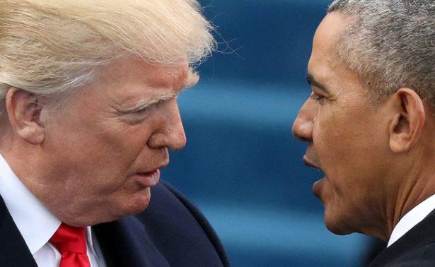 El FBI dice no tener información que apoye acusaciones de Trump contra Obama