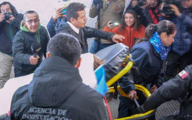 Elba Esther no tiene influencia en Nueva Alianza, afirma Luis Castro