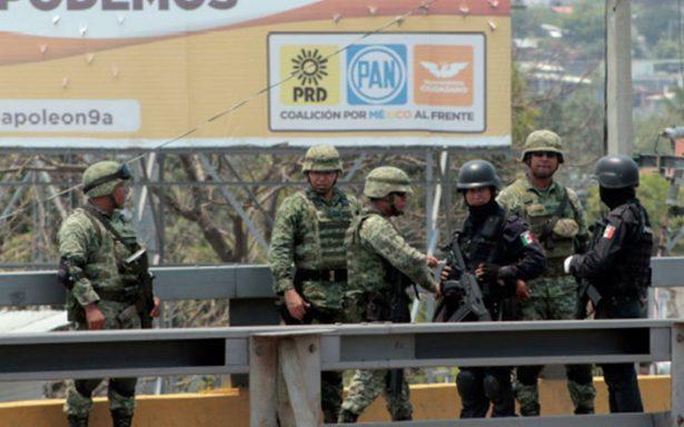 Renuncian 11 candidatos en Guerrero por violencia e inseguridad