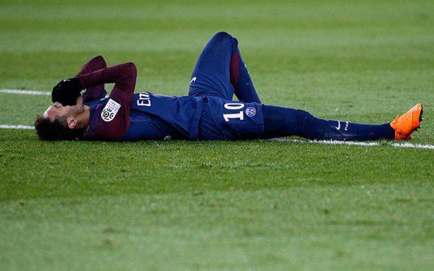 ¿Adiós al Mundial? Neymar, con lágrimas, sale lesionado