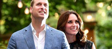 Kate Middleton, esposa del príncipe William da a luz a su tercer hijo