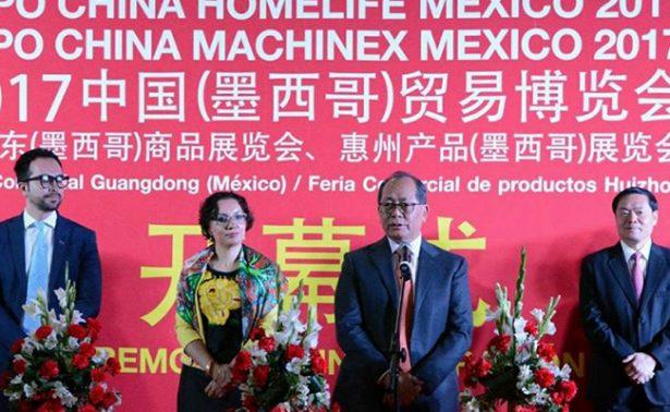 México debe voltear a ver a China ante proteccionismo de EU