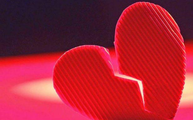 Tener el 'corazón roto' es un verdadero problema médico