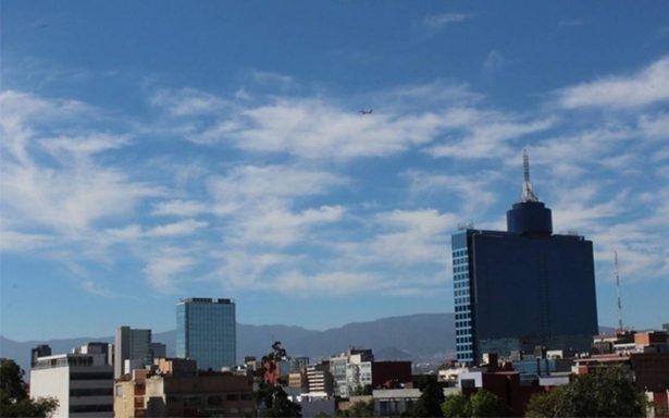 Se registra buena calidad del aire en el Valle de México amanece
