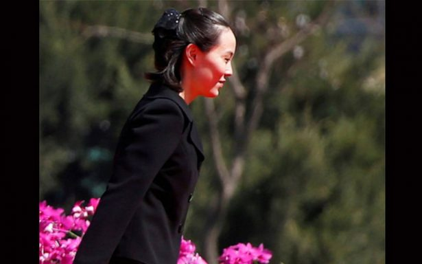Visita de la hermana de Kim: acercamiento de las dos Coreas