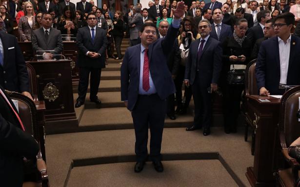 Alcalde de Xochimilco confirma ser blanco de amenazas de la delincuencia