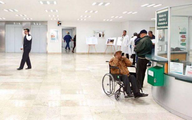 #DATA   Servicios de salud satisfacen a mitad de los mexicanos