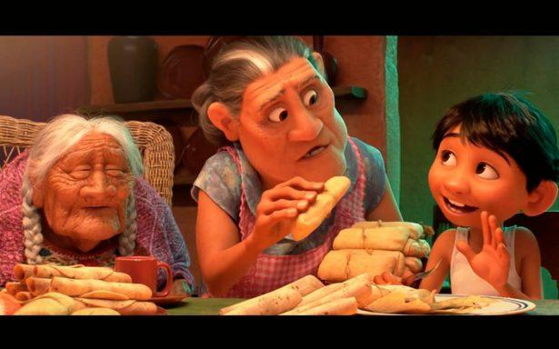 Ella es la abuela mexicana en la que se inspiraron para Coco