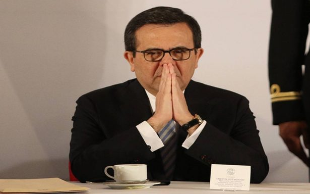 Apoyará México a equilibrar la balanza comercial con EU