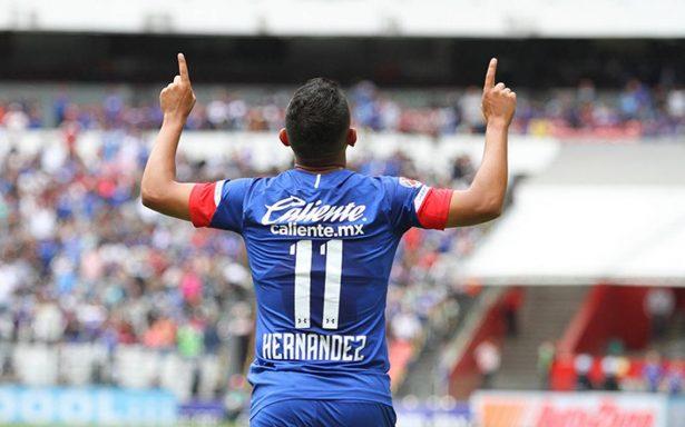 Máquina imparable: Cruz Azul derrota 3-0 a León