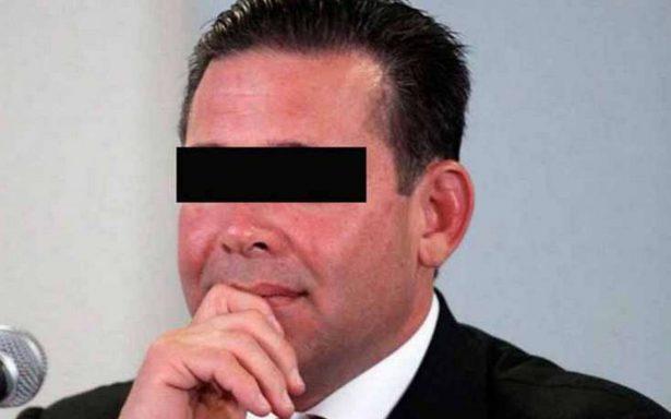 Vinculan a proceso a Eugenio Hernández, exgobernador de Tamaulipas