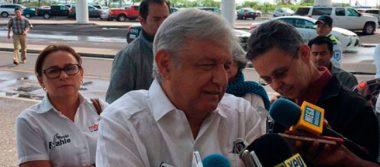La reforma educativa me da risa, responde López Obrador a Nuño