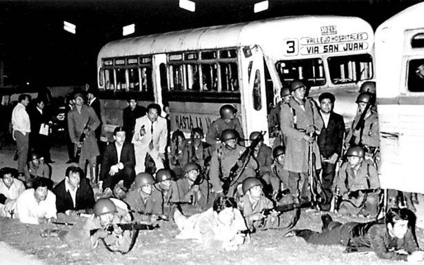 México en el 68, terreno fértil para la guerrilla