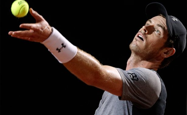 Andy Murray, eliminado del Abierto de Italia