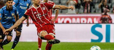 El Bayern, plagado de ausencias, gana 3-1