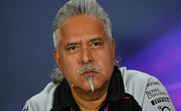 Detienen en Londres al dueño de Fórmula Uno Force India