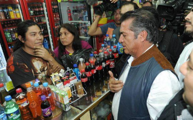 El Bronco respalda postura de Slim de mantener proyecto del NAIM