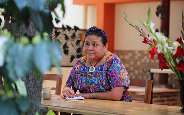 Rigoberta Menchú: Hemos olvidado que somos una misma especie