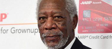 No debe compararse un piropo con abuso sexual: Morgan Freeman