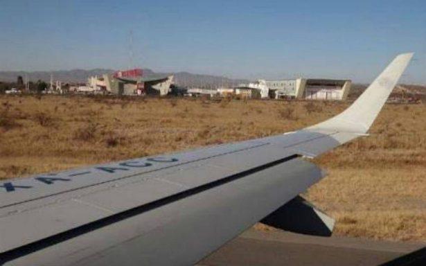 Por neblina retrasan vuelos en San Luis Potosí