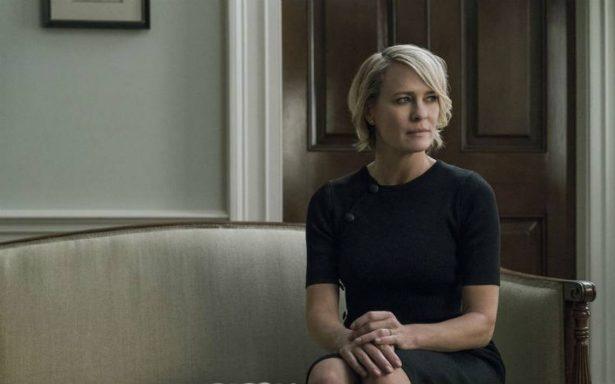Sin Kevin Spacey, Netflix confirma sexta temporada de House of Cards