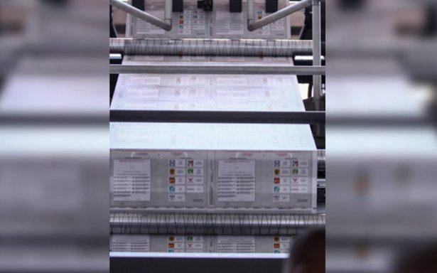 """Carita feliz"" será válida para marcar boleta electoral: IECM"