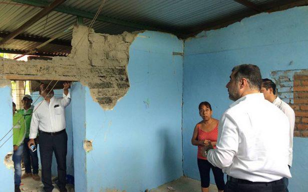 Afectados 1.5 millones de chiapanecos por el sismo