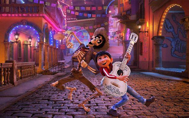 """""""Coco"""" competirá por el Oscar a Mejor Película Animada"""