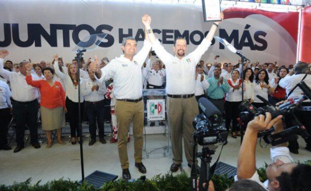 PRI elige a Manuel Cota Jiménez como candidato a gobernador de Nayarit