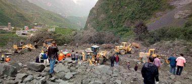 Deslizamiento de tierra sepulta a más de 100 personas en China