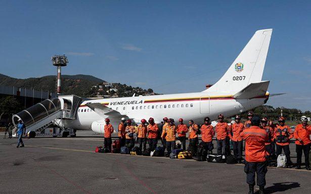 EU, Israel y Venezuela suman ayuda para afectados por sismo en México
