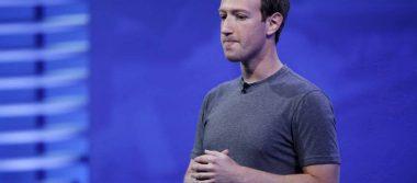 """Facebook suspende a empresa de EU por """"robar"""" datos de usuarios"""