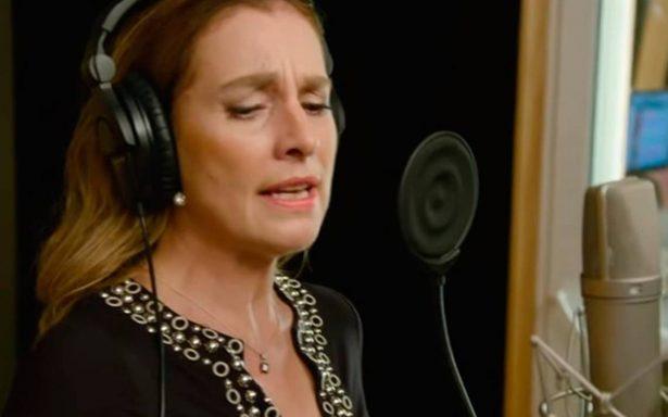 Beatriz Gutiérrez lanza video con canción de su autoría y se la dedica a los mexicanos