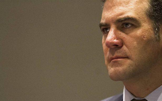 Austeridad en partidos detonaría problemas para la democracia, dice Lorenzo Córdova