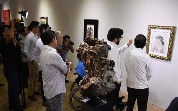 Museo de Javier Duarte con obras de Botero y Carrington se exhibe en Veracruz