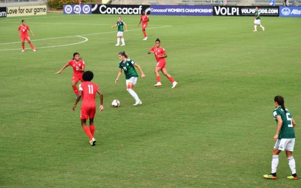 Tri Femenil cae 2-0 con Panamá y fracasa en premundial