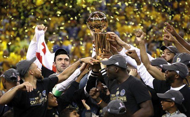 Los Cavaliers no pudieron y la NBA tiene nuevo campeón