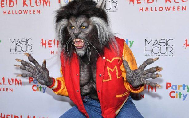 ¡Heidi Klum es la reina del Halloween! La modelo impactó con su disfraz de este año