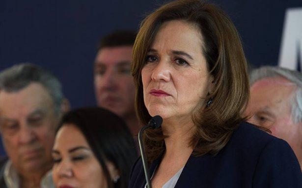 Margarita Zavala promete desarticular al grupo criminal más violento del país