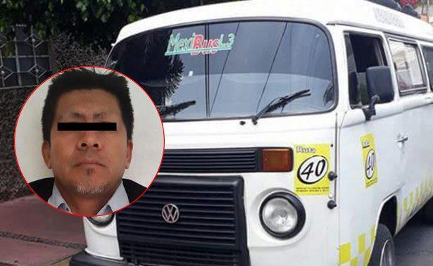 Suspenden concesión a la Ruta 40 de Neza por asesinato de Valeria