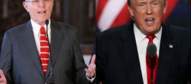 Trump recibe a Kuczynski, en la primera visita de un presidente latinoamericano