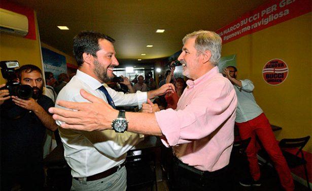 Alianza derechista gana terreno en Italia tras elecciones municipales