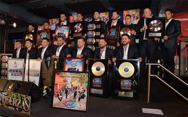 Banda MS se presentará en la Arena Ciudad de México con su tour Con todas las fuerzas
